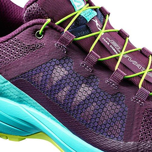 Salomon XA Elevate Womens Chaussure de Course À Pied - SS18 purple