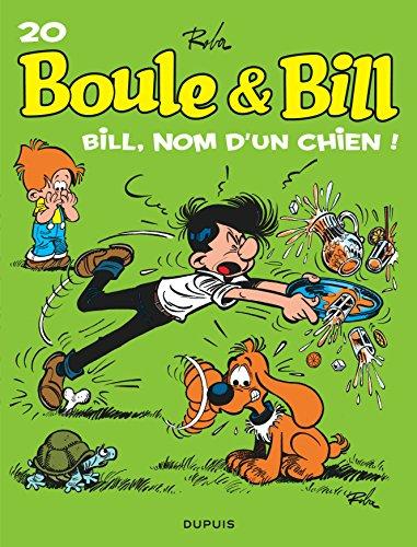 Boule et Bill, T20: Bill, nom dun chien !