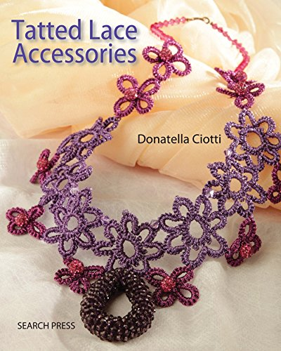 Tatted Lace Accessories -