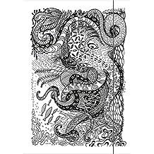 Carpeta de dibujo para sí colorear/dreiklapp-Archivador/DIN A3