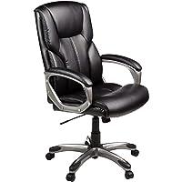 AmazonBasics Full Back Executive Chair (Black)
