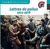 Lettres de poilus 1914-1918