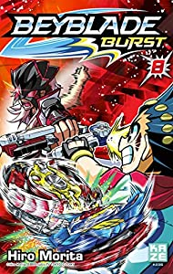 Beyblade Burst Edition simple Tome 8