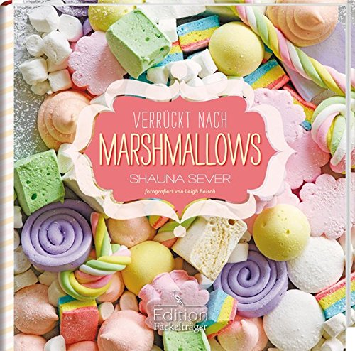 Verrückt nach Marshmallows (Marshmallow-kuchen)