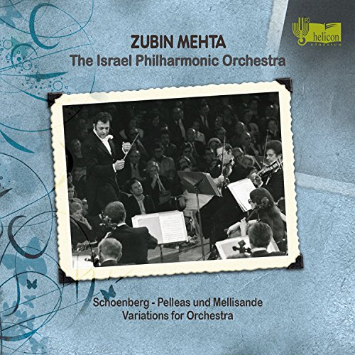 Pelleas und Mellisande Op.5/... (Schoenberg Chamber Mehta)
