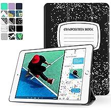 TNP iPad 2017 iPad 9 7 Inch Case – Funda Ligera y Smart Trifold Slim Shell Funda con función de Apagado automático función Atril para Apple iPad de 9,7
