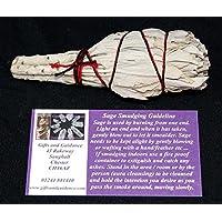 Weißer Salbei 7,6cm Californian Smudge Stick Cleansing preisvergleich bei billige-tabletten.eu