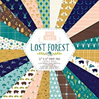 Papel – Paper addicts Lost Forest 12 x 12