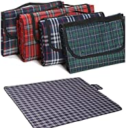 Joyevic Picnic Blankets & Mats Beach,Camping On Grass Waterproof Sandproof Extra Large Picnic & Outdoo