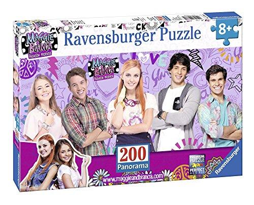 Ravensburger - Rompecabezas de 200 Piezas (23x33.8 cm)