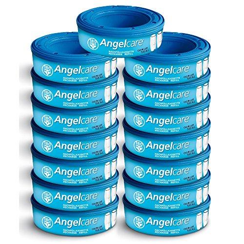 Angelcare® Nachfüllkassette Plus 15er Packung