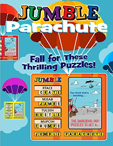 Jumble(r) Parachute: Fall for These Thrilling Puzzles! (Jumbles) Tribune-spiel