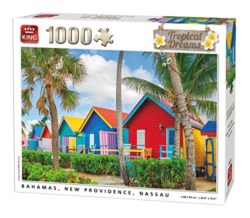 Preisvergleich Produktbild Bahamas, New Providence