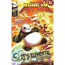 Kung Fu Panda: It's Elemental & Other Stories (DreamWorks Graphic Novels) by CV Designs (Artist), Christine Larsen (Artist), Matt Anderson (17-May-2012) Paperback