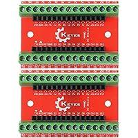 XCSOURCE® 2PZAS Tablero Adaptador Terminal Para Módulo Arduino Nano V3.0 AVR ATMEGA328P-AU TE247
