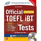 Official TOEFL iBT Tests Volume II W/DVD