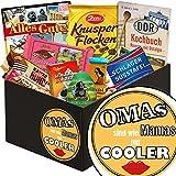 Omas sind wie Mamas nur cooler | Präsentkorb Schokolade | Geschenk Oma