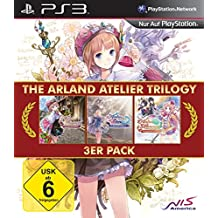 The Atelier Arland Trilogy
