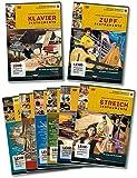 Instrumentenkunde im Musikunterricht: Komplettpaket mit 8 DVDs Bild