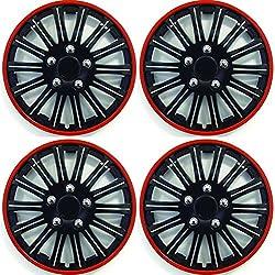 SKODA CITIGO Car Wheel Trims Hub Caps Plastic Covers Lighting 14