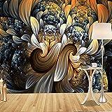 Worryd HD Drucken Poster Bild 3D Abstrakte Blume Wandmalereien HD Foto Wandbild Papierrollen Wohnzimmer Room Home Decor Wandkunst Malerei PIP Wandbild Landschaft, G