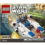 LEGO Star Wars Microfighter U-Ving (6/12 Años)