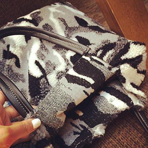Zarapack ,  Damen Tasche schwarz