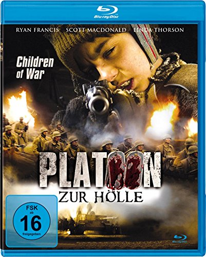 Platoon zur Hölle - Children of War (Blu-ray)