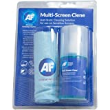 AF Multi-Screen Clene Multi-Surface with Large Microfiber Cloth ( 200ml - UK)