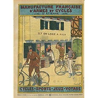 Cycles - Sports - Jeux - Voyage. Accessoires de cycles et d'autos. Campement.