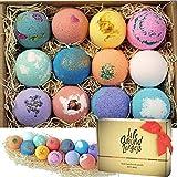 LifeAround2Angels Bath Bombs Gift Set 12 USA made Fizzies,...