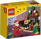 LEGO 40125 Natale SANTA'S visit