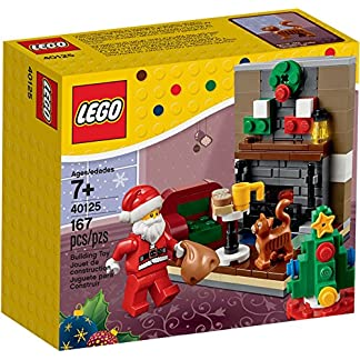LEGO 40125 Santa's Visit Seasonal Box Set by Lego Seasonal