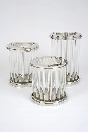 Art Deco Design Windlicht SPARKLE