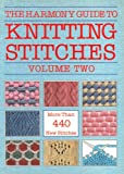 """Harmony"" Guide to Knitting Stitches: v. 2"