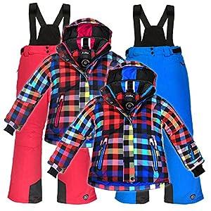 Killtec Kinderskianzug Skijacke Skihose für Mädchen & Jungen zur Farb- und Größenwahl