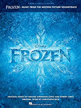 Frozen Songbook: Music from the Motion Picture Soundtrack (Piano, Vocal, Guitar Songbook) von [Hal Leonard Corp.]