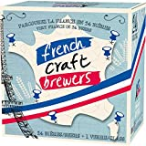 Beer Tasting mit französischen Bieren - 24 french craft brewers (24x 0,33l & Verkostungsglas)