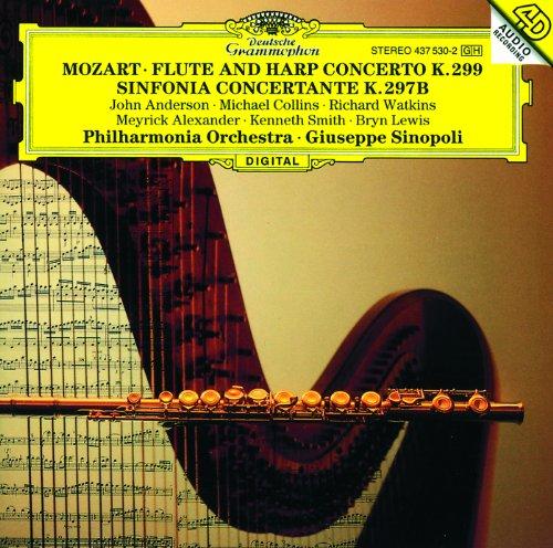 Mozart: Flute & Harp Concerto ...
