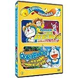 Pack Doraemon Aventuras: The Hero + El Mágico Mundo De Las Aves