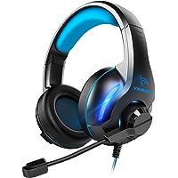 YINSAN Xbox One Headset, Gaming Headset PS4 Headset Surround Stereo Gaming Kopfhörer mit…