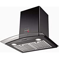 BLOWHOT 60 Cm 1200 m3/hr Auto Clean Chimney, Features Gesture Controlled Motion Sensor, Baffle Filter With Recycling Mode…