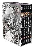Attack on Titan, Bände 16-20 im Sammelschuber mit Extra - Hajime Isayama