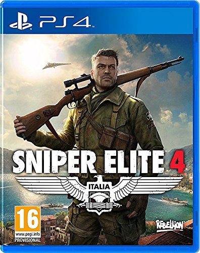 Sniper Elite 4 - PS4 / PlayStation 4 Standard Edition