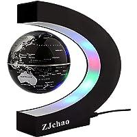 ZJchao C-Form Magnetschwebetechnik Schwimmende Kugel Floating Globe World Karte Geschenk (1)