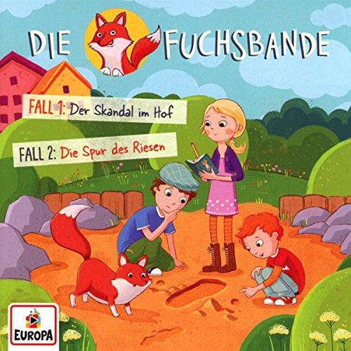 Die Fuchsbande (1) Der Skandal im Hof / Die Spur - Europa 2017