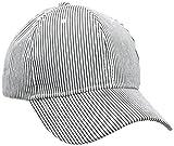 New Look Curve Peak Cappellino da Baseball Uomo, (White Pattern), Taglia Unica