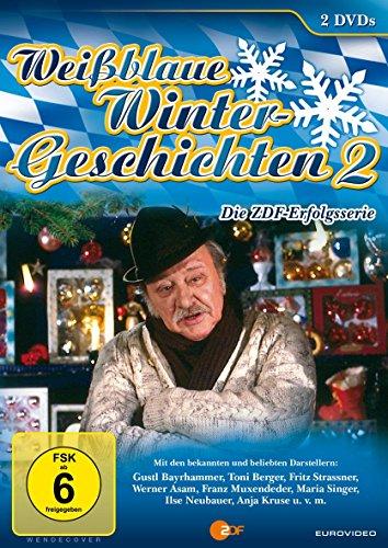 Bild von Weißblaue Wintergeschichten 2 [2 DVDs]