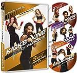 Kickboxing Cardio Workouts 3 DVD Powe...