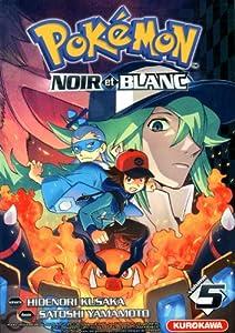 Pokémon Noir et Blanc Edition simple Tome 5